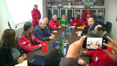 'Bosna Hersek'teki çalışmalarımızı artıracağız' - BİHAC