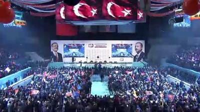 Cumhurbaşkanı Erdoğan: '16 yıldır Ankara bizi bırakmadı, bırakmıyor ve bırakmayacak' - ANKARA