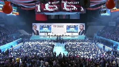 strateji - Cumhurbaşkanı Erdoğan: 'Savunma sanayii, en büyük ilerlemeyi sağladığımız stratejik alanların başında geliyor' - ANKARA