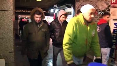 Dört gözle gönüllü çorbacıların yollarını bekliyorlar