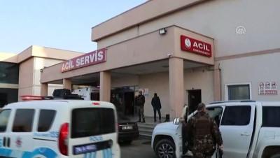 Iğdır'da terör saldırısı bir asker yaralandı - IĞDIR