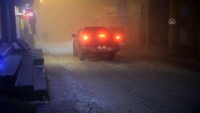 Soğuk hava ve sis - ARDAHAN