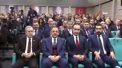 iran secimleri -  AK Parti'nin Ankara adayı Özhaseki: 'Yerel yöneticilerin uyanık olması lazım'
