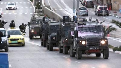guvenlik gucleri - Batı Şeria'da gerginlik (2) - RAMALLAH