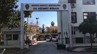 Cezaevi firarisi dolandırıcılık yapınca yakalandı - MERSİN