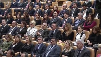Cumhurbaşkanı Erdoğan: 'Bir toplumda sanat ve edebiyat felç olmuşsa o toplumda ortak değerlerin üretilmesi ve yaşatılması zordur' - ANKARA