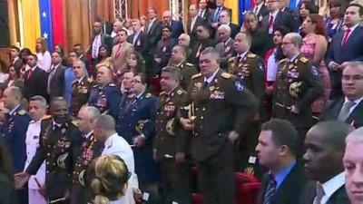 Cumhurbaşkanı Yardımcısı Oktay, Maduro'nun yemin törenine katıldı - KARAKAS