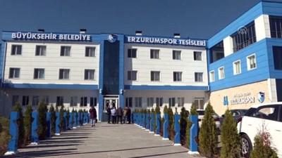 Erzurumspor'un hedefi ilk 10