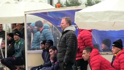 Hazırlık maçı - Aytemiz Alanyaspor, Sakaryaspor'u 3-1 mağlup etti - ANTALYA