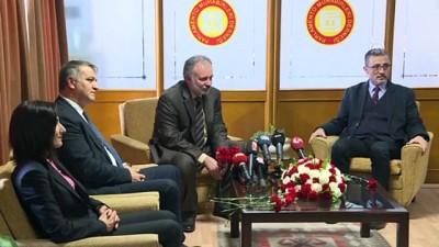 hassasiyet - HDP Grup Başkanvekili Bilgen - Binali Yıldırım'ın istifa açıklamaları - TBMM