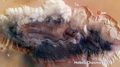 - Kızıl Gezegen'den Nefes Kesen 15 Yıllık Görüntüler