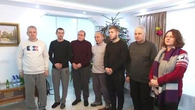 kuru yuk gemisi - Kurtarılan Ukraynalı mürettebattan Türkiye'ye teşekkür - ANKARA