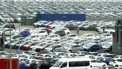 'Parite ve Kuzey Afrika otomotivde ihracatı yukarı taşıdı' - BURSA