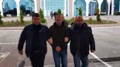 Samsun'da ruhsatsız muayenehane açan Iraklıya gözaltı
