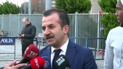istifa -  Trabzonsporlu Rodallega'aya dolandırıcı şoku