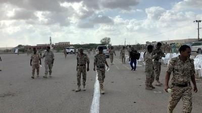 Video | Yemen'de askeri geçit törenine İHA'lı saldırı anı kamerada