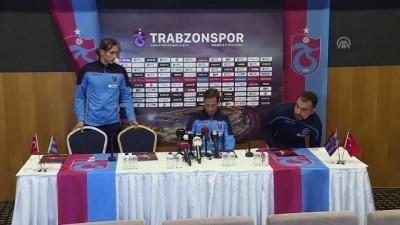 forma - Yusuf Yazıcı: - 'Trabzonspor'un başarılarına odaklanmış durumdayım' - ANTALYA