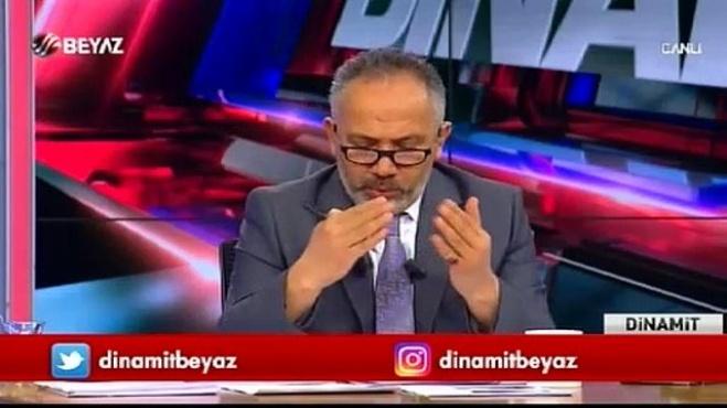 cin - Canlı yayında Doğu Türkistan protestosu
