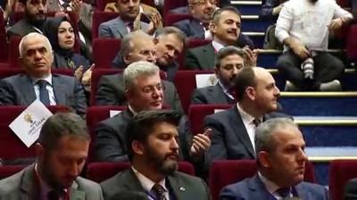 sahit - Cumhurbaşkanı Erdoğan: 'AK Parti'nin 10 milyon 337 bin üyesinden 504 bininin seçmen kütüklerinde kaydını ne yazık ki bulamadık' - ANKARA