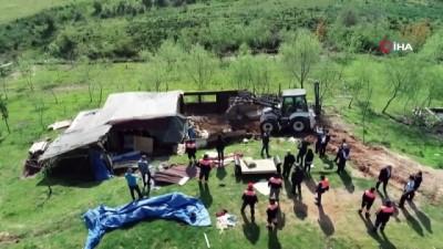 'Dehşet Çiftliği' davasında sanığın cezası kısmen onandı