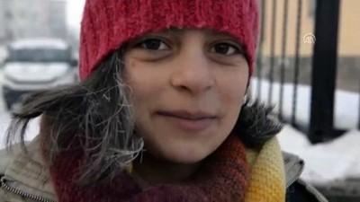 Doğu Anadolu'da soğuk hava - ARDAHAN