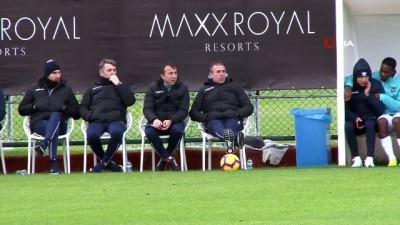 Hazırlık maçı: Medipol Başakşehir: 3 - Ado Den Haag: 1