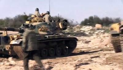 İdlib sınırına askeri sevkiyat (2) - HATAY