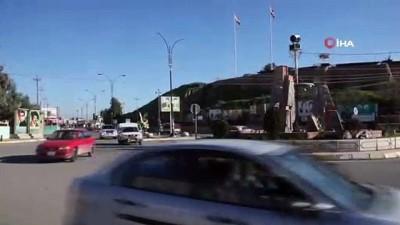 - Kerkük'teki IKBY bayraklarının bir kısmı indirildi