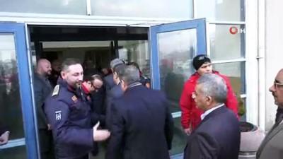 yerel yonetimler -  Kuveyt Heyeti Ankara İtfaiyesi'nde incelemelerde bulundu