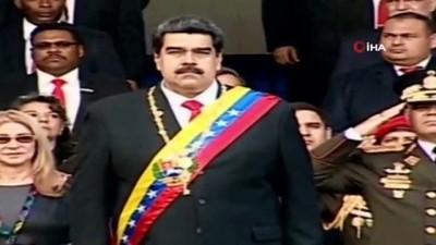 """- Maduro : """"abd'nin Halk Düşmanı Olduğu Meşhurdur"""""""