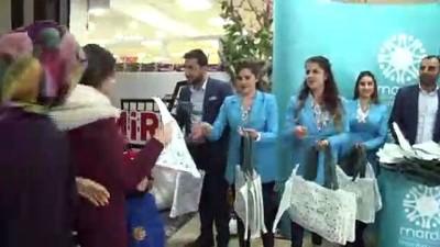 Mardin Büyükşehir Belediyesinden 200 bin bez torba - MARDİN