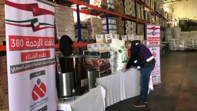 Suriyelilere yönelik yardımlar - HATAY