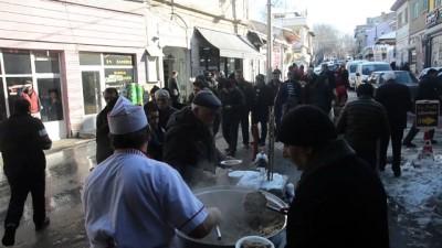beraberlik - Tarihi camide 'pilav ikramı' geleneği - KÜTAHYA