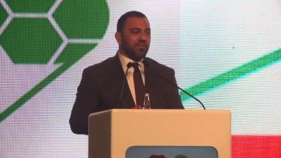 TÜFAD Metin Türel Antrenör Gelişim Semineri - Hamza Yerlikaya - NTALYA