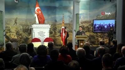 sehit -  'Türkiye Şehitlerini Anıyor' programında 1. Dünya Savaşı şehitleri anıldı