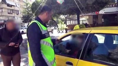 15 ilde eş zamanlı 'Taksi Uygulaması 2019/1' uygulaması gerçekleştirildi