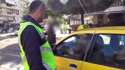 933 taksi şoförüne 237 bin lira ceza - ANKARA