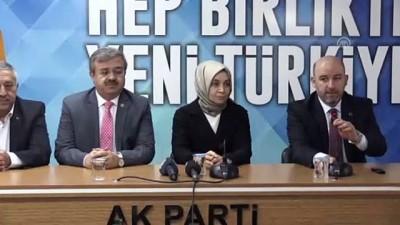 AK Parti'li Usta'dan 'Mülteci kardeşlerimiz misafirlerimizdir' açıklaması - AFYONKARAHİSAR