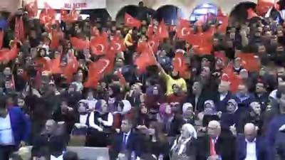 AK Parti Nevşehir Aday Tanıtım Toplantısı - NEVŞEHİR