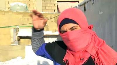 Arsal'daki Suriyeli mültecilerin kış çilesi sürüyor (3) - ARSAL