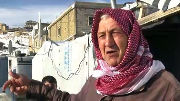 multeci kampi - Arsal'daki Suriyeli mültecilerin kış çilesi sürüyor (4) - ARSAL