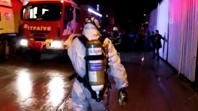 gaz sizintisi - Atık sıvıdan yayılan koku ekipleri harekete geçirdi - KOCAELİ