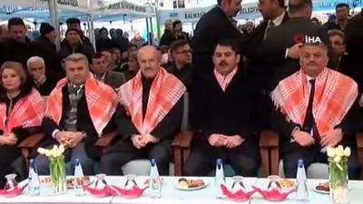 Bakan Kurum, yerel seçimleri gündemine aldı