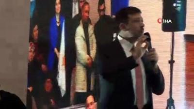 iran secimleri -  Cumhur İttifakı'nın Aydın adayları tanıtıldı