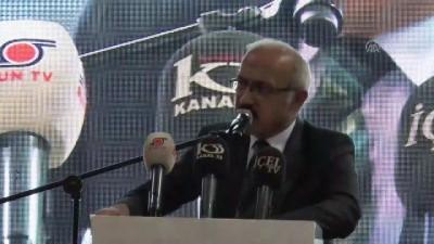 Elvan: 'Teker teker teröristleri ve terör örgütlerini temizleyeceğiz' - MERSİN