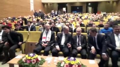 Filistin'in Ankara Büyükelçisi Mustafa'dan Cumhurbaşkanı Erdoğan'a teşekkür