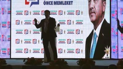 Hamza Dağ: 'Türkiye genelinde yüzde 60'ın üzerine çıkacağız' - AYDIN