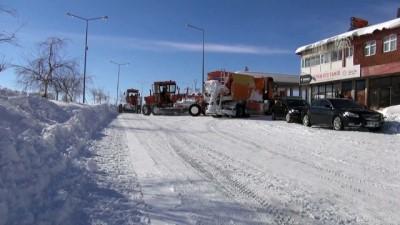 Karlıova'da dondurucu soğuklar - BİNGÖL