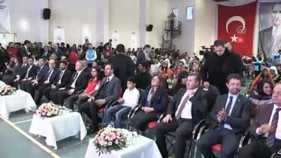 Kasapoğlu: 'Sporda başarılı bir gençlik hayal ediyoruz' - GAZİANTEP