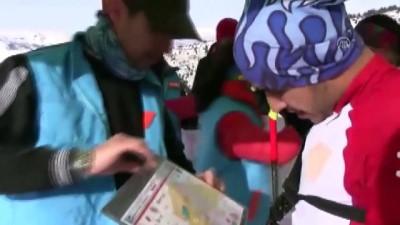 dera - Kayakla Oryantiring Türkiye Şampiyonası - ERZURUM